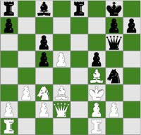 Checkmate in two puzzle